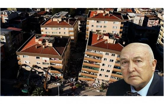 Prof. Dr. Ahmet Ercan: İzmir'deki deprem 40 atom bombası gücünde!