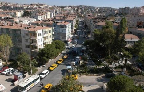 İzmir Karabağlar kentsel