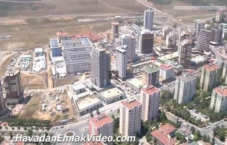 Newista Life Başakşehir Residence'ın havadan en yeni videosu!