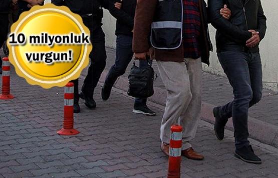 İstanbul'daki konut dolandırıcılarına operasyon!