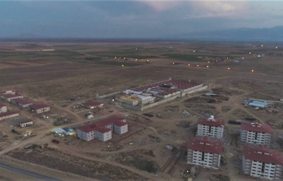 Afyonkarahisar Cezaevi'nin inşaatı tamamlanıyor!