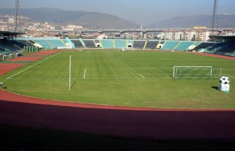 Kocaeli İsmetpaşa Stadı
