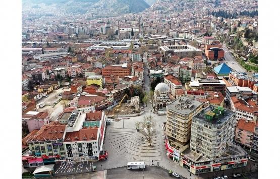 Bursa'da 30.7 milyon TL'ye satılık 2 gayrimenkul!