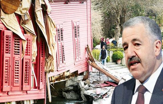 Ahmet Arslan'dan Hekimbaşı