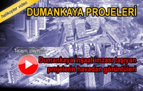 Dumankaya'nın 4 projesi