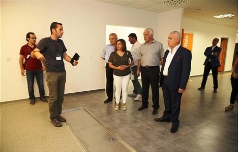 Bursa Nilüfer Afet Merkezi açılış için gün sayıyor!