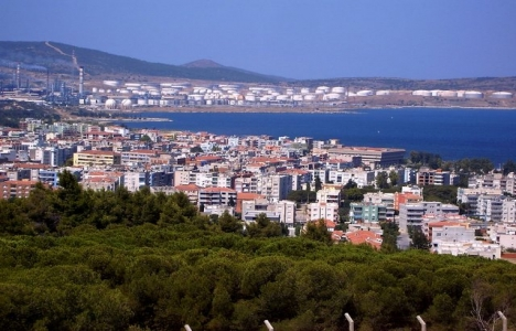 İzmir Aliağa parselasyon