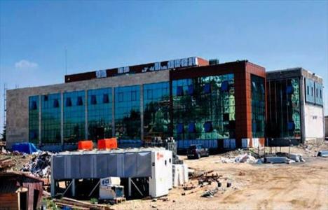 Ankara Mamak Sağlık Enstitüsü'nün yapımına devam ediliyor!