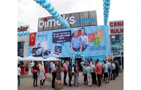 Bimeks 138. mağazasını Ankara'da açtı!