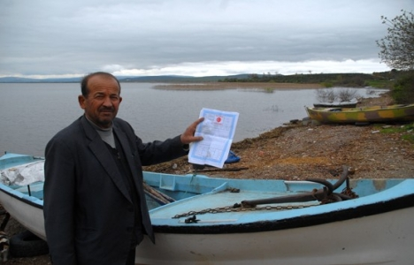 Bursa Uluabat Gölü'ndeki ada 12 yıldır satılamadı!