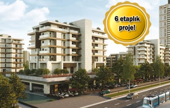 Livin İzmir'in lansmanı yapıldı! 630 bin TL'ye 1+1 daire!
