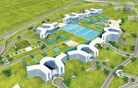 Gaziantep Şehir Hastanesi'nin temeli yarın atılıyor!