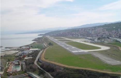 Trabzon Havalimanı'nda ikinci