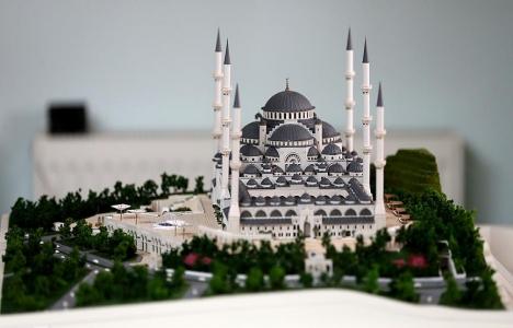 Çamlıca Camisi Türkiye'ye