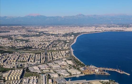 Antalya'da İmar Yönetmeliği Taslağı için çalışma yapılıyor!