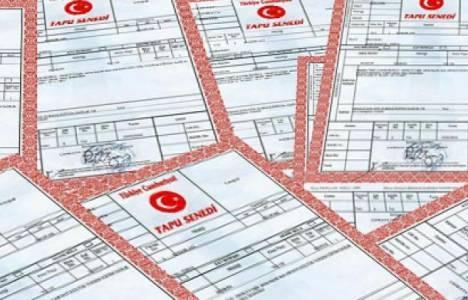 Arsa satışında istenen belgeler!