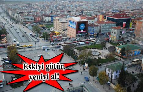 Sultangazi kentsel dönüşüm projeleri 2013!