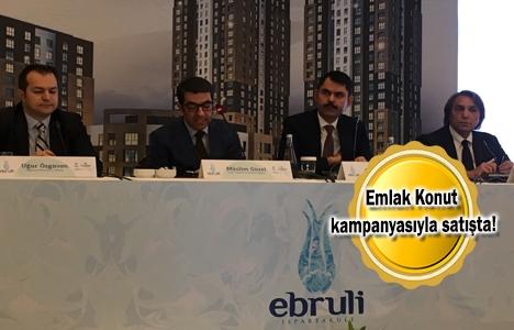 Ebruli Ispartakule'nin lansmanı yapıldı! 84 ay 0 faiz!