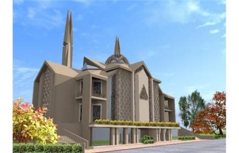 Mudanya Mehmet Akif Ersoy Camii'nin temeli atıldı!