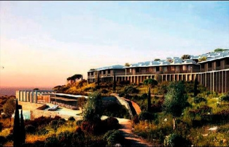 Canyon Ranch Bodrum'da