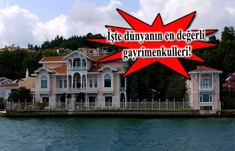 İstanbul, dünya gayrimenkul
