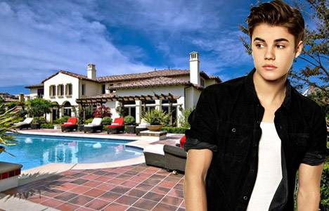 Justin Bieber, malikanesini