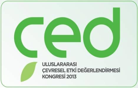 Uluslararası Çevresel Etki Değerlendirmesi Kongresi yapıldı!