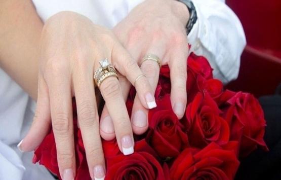Türkiye evlenme oranında 26  AB ülkesini geride bıraktı!