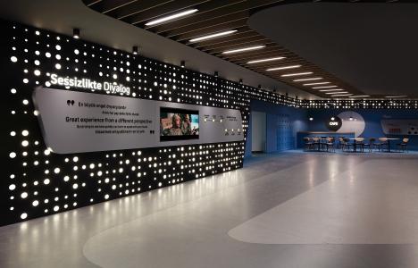 I-AM'den Turkcell Diyalog Müzesi'ne engelleri kaldıran tasarım!