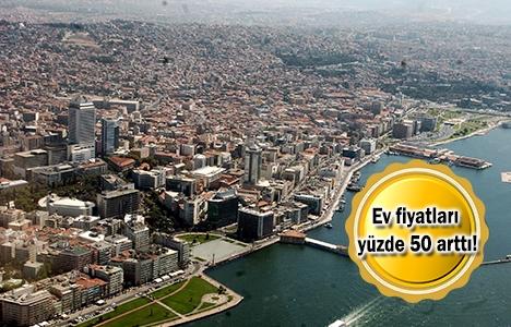 İzmir konutta atağa