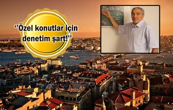 İstanbul'un yapı stoğu envanteri çıkartılmalı!
