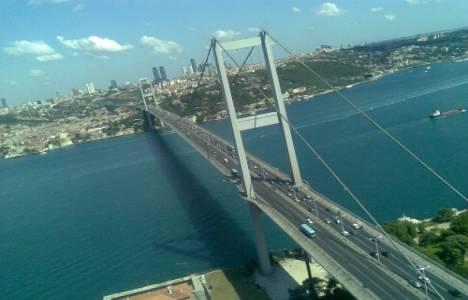 Köprü ve gişelerde