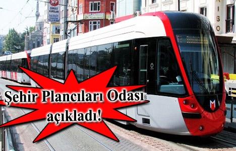 İstanbul'un planlı bir