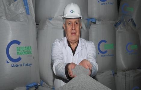 Bergama Madencilik Akhisar'da iki tesis kurdu!