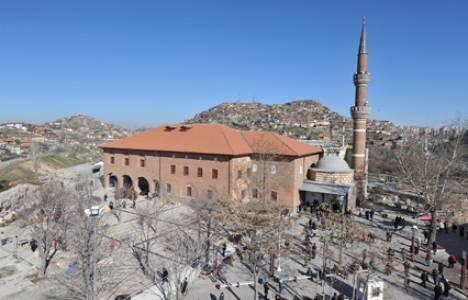 Ankara Ulus Tarihi Kent Merkezi'nde restorasyon yaptırılacak!