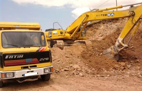 Kadıköy hafriyat kamyonu