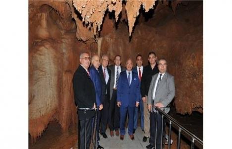 Tarsus'ta Taşkuyu Mağarası