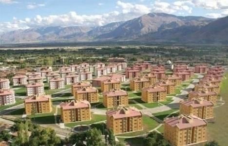 TOKİ Erzincan Tercan Evleri fiyatları!