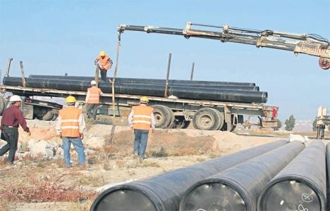 Ödemiş, Kınık ve Bergama'ya doğalgaz müjdesi!