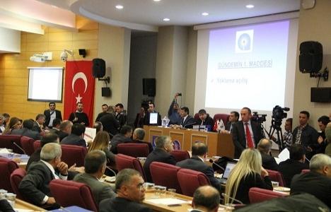 Antalya'nın projeleri bugün mecliste karara bağlanacak!