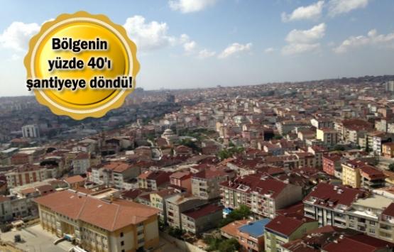 Gaziosmanpaşa'da kentsel dönüşüm