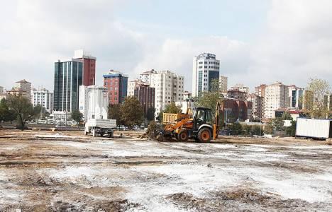 Ataşehir'de kurban kesim yerleri temizleniyor!