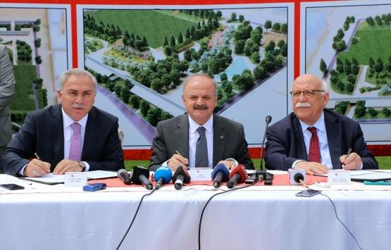 Eskişehir Atatürk Stadı'nın yıkım protokolü imzalandı! Millet bahçesi oluyor!