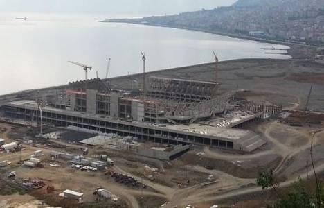 Akyazı Stadyumu inşaatında bir işçi yaşamını yitirdi!