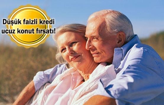 Evi olmayan emekliye TOKİ desteği artırılacak!