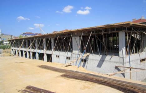 Kocaeli Belediyesi Amatör Spor Evi inşa ediyor!
