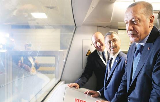 Ümraniye-Çekmeköy Metro Hattı'nın katkısı 800 milyon euro!
