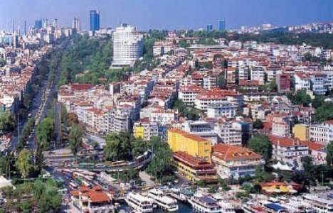 İstanbul Beşiktaş'ta 1