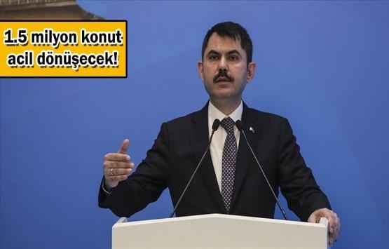 Türkiye'deki 28 milyon bağımsız bölümden 6.7 milyonu riskli!
