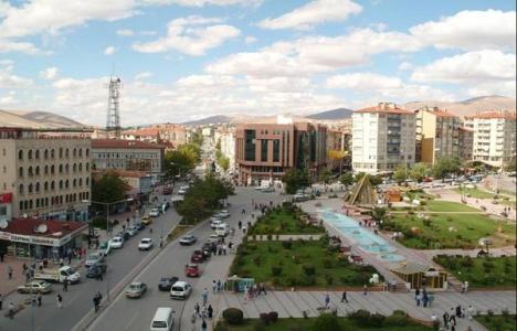 Kırşehir'de emlak sektörü